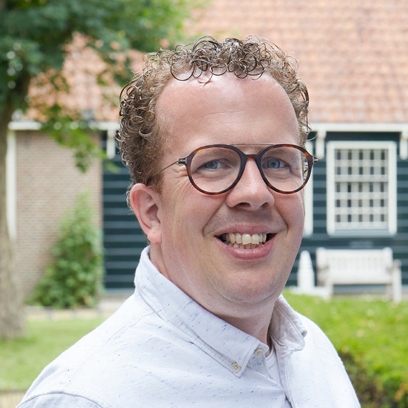 Chiel Rengers van Bouwteam De Dam