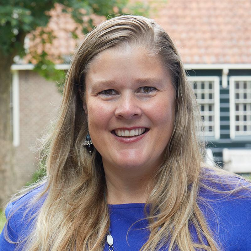 Christine Schilder van Bouwteam De Dam