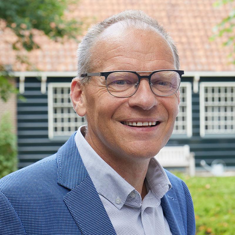 Frank Pronk van Bouwteam De Dam