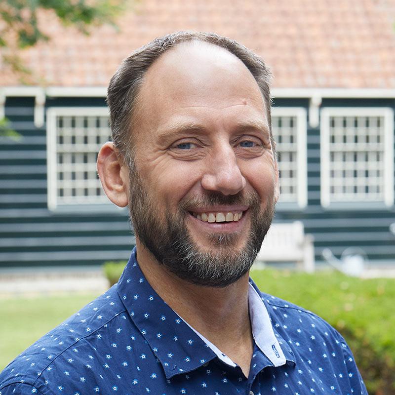 Jan-Erik de Haan van Bouwteam De Dam