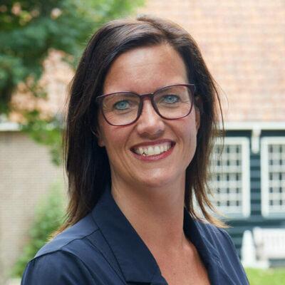 Omgevingsmanager Linda Neeft