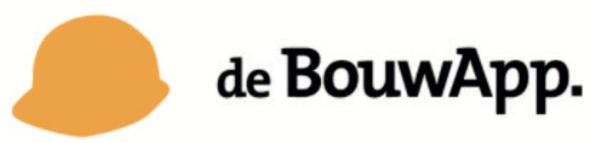 Logo van de BouwApp