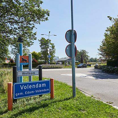 Welkom in Volendam gemeente Edam-Volendam